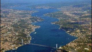 عبور حوالي 88 ألف سفينة من المضائق التركية خلال 2017