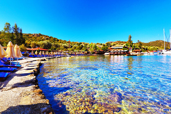 أنطاليا التركية استقبلت أكثر من 10 ملايين سائح