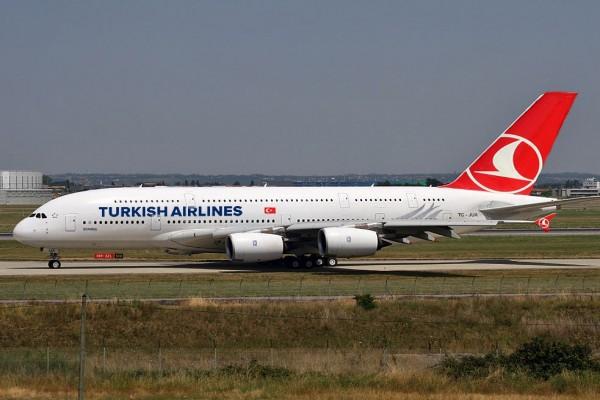 الخطوط التركية توقع اتفاقية لصيانة أسطول طيران ناس السعودية