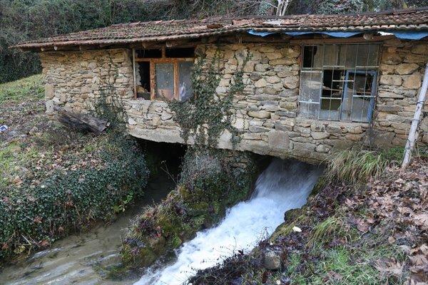في تركيا طاحونة مائية تعمل منذ 300 عام