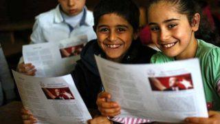 سليم شهادات دراسية لأكثر من 600 ألف تلميذ سوري