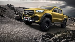 "Turkey records sales of Mercedes-Benz ""X Class"""