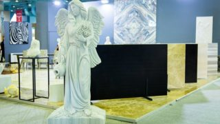 Istanbul hosts the exhibition of natural stone and marble and its techniques