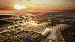 مطار إسطنبول الجديد سوف يستوعب 3000 رحلة يومياً