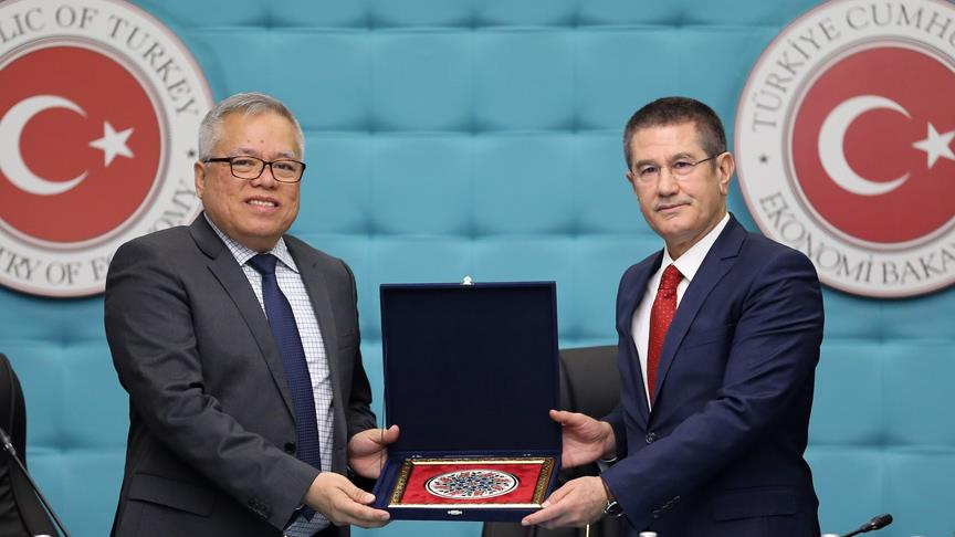 انعقاد الاجتماع الأول للجنة الاقتصادية التركية الفلبينية في أنقرة