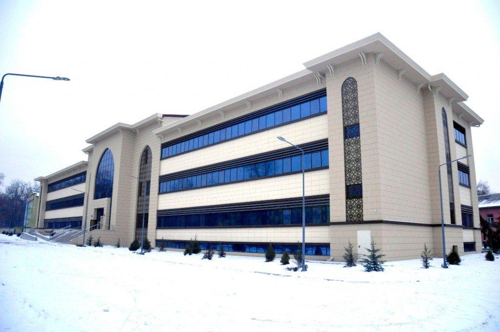 تركيا تجهز مستشفى الصداقة التركية القرغيزية