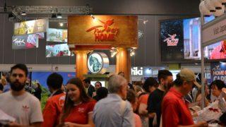 إقبال كبير على الجناح التركي في معرض السياحة العالمي