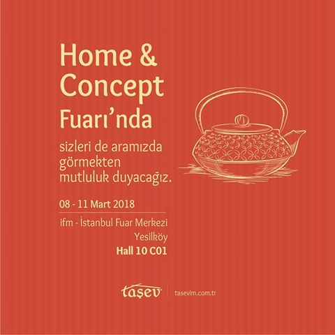 اسطنبول تستضيف معرض Home & Concept لمستلزمات المنازل والهدايا