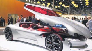 انطلاق معرض أوتو شو 2018 الدولي للسيارات في أنطاليا
