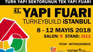 اسطنبول تستضيف معرض YAPI FUARI İSTANBUL لتكنولوجيا ومواد البناء