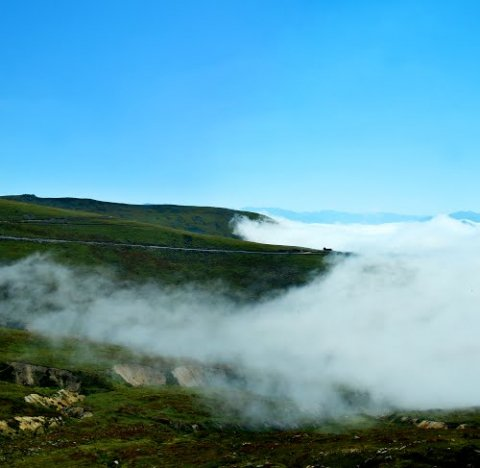 جبال كاجكار الطبيعية