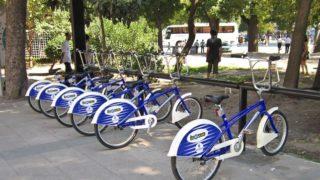 دراجات ذكية للايجار في مدينة اسطنبول