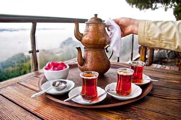 الشاي التـركي يحتل أسـواق 93 دولة خلال النصف الأول من 2018