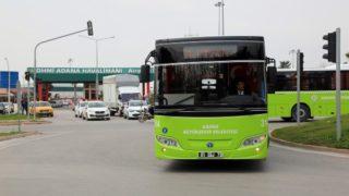 ولاية أضنة تبدأ بتوفير خدمة الإنترنت المجاني في الحافلات العامة